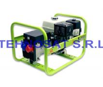 Generator Electric PRAMAC <br> model E8000 400V 50Hz