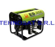 Generator Electric PRAMAC <br> model ES3000 230V 50Hz