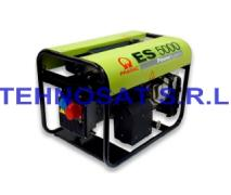 Generator Electric PRAMAC <br> model ES5000 400V 50Hz