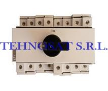 DC manual switch <br> LS32 SMA A4+2, 4+2 pole