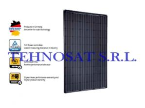 Panou Fotovoltaic 250 Wp <br>model SW 250 mono black